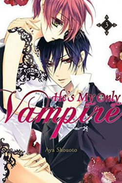 He's My Only Vampire Vol 3