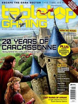 Tabletop Gaming #47, October 2020