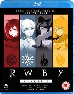 RWBY Vol 1