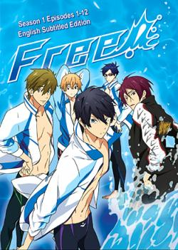 Free! Iwatobi Swim Club Season 1
