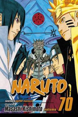 Naruto Vol 70