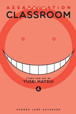 Assassination Classroom Vol 4