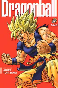 Dragon Ball 3-in-1 Vol 9