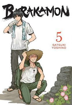 Barakamon Vol 5