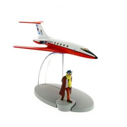 Flygplan - Vitt plan från Plan 714 till Sydney med Laszlo Carreida