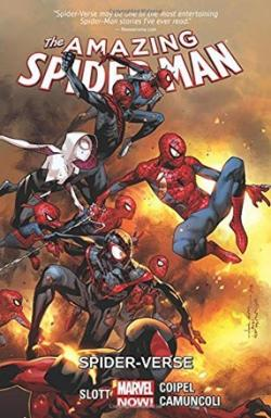 Amazing Spider-Man Vol 3: Spider-Verse
