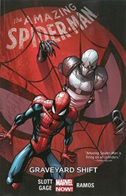 Amazing Spider-Man Vol 4: Graveyard Shift