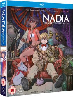 Nadia: The Secret of Blue Water, Complete Collection