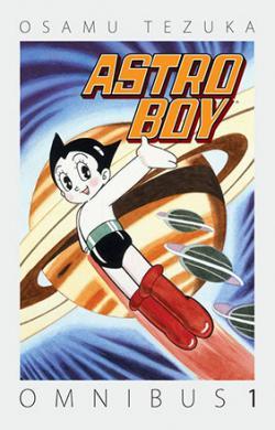 Astro Boy Omnibus Vol 1