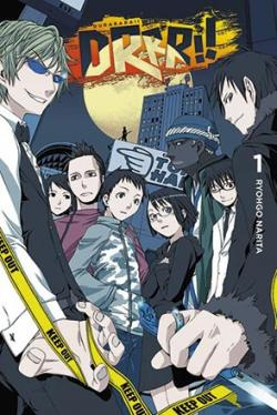 Durarara Light Novel Vol 1