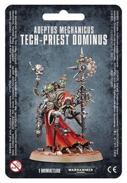 Tech Priest Dominus