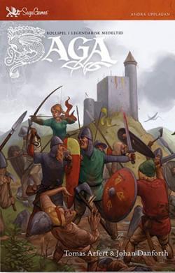 Saga - Fantasyrollspel i legendarisk medeltid