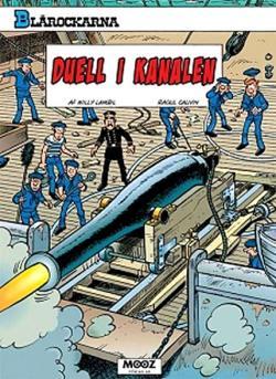 Blårockarna - Duell i kanalen