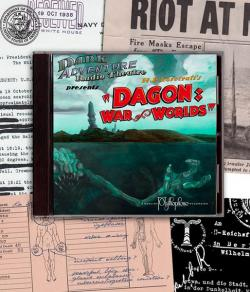 Dagon: War of Worlds - audio drama CD