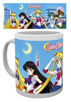 Sailor Moon Mug Group