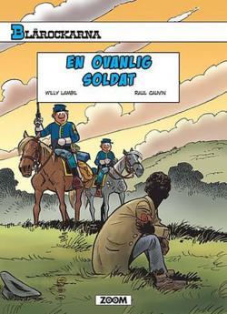 Blårockarna - En ovanlig soldat
