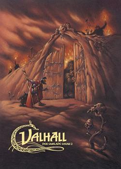 Valhall - Den samlade sagan del 2