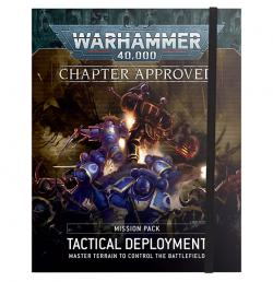 Chapter Approved Tactical Deployment Mission Pack