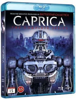 Caprica, The Complete Series