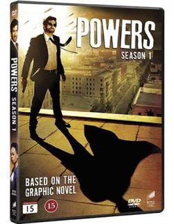 Powers, Season 1