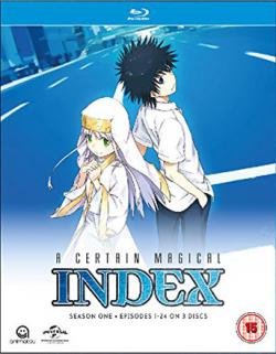 Certain Magical Index, Season 1