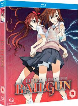 A Certain Scientific Railgun, Complete Season 1