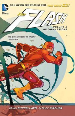The Flash Vol 5: History Lessons