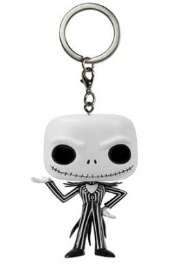 Jack Skellington Pop! Vinyl Figure Keychain