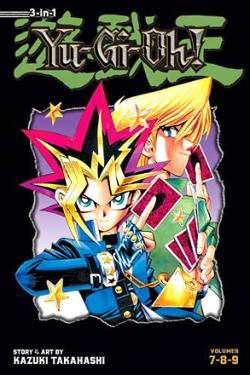Yu-Gi-Oh 3-in-1 Vol 3