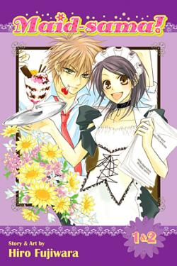 Maid Sama 2-in-1 Vol 1