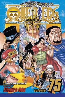 One Piece Vol 75