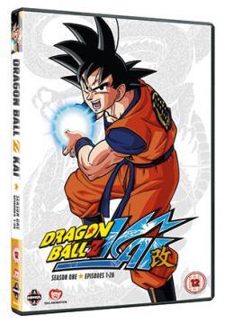 Dragonball Z Kai, Season 1