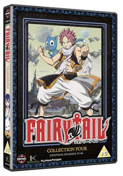 Fairy Tail, Collection 4