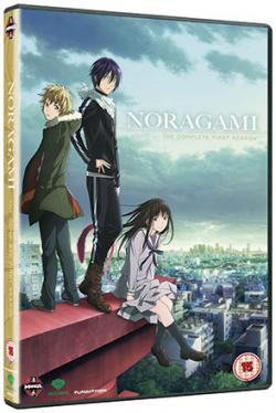 Noragami, The Complete First Season
