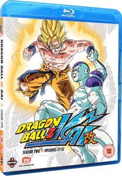 Dragonball Z Kai, Season 2