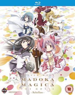 Puella Magi Madoka Magica, The Movie, Part 3: Rebellion