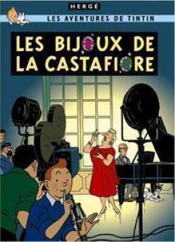 Affisch - Les bijoux Castafiore
