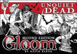 Unquiet Dead Expansion 2nd Edition