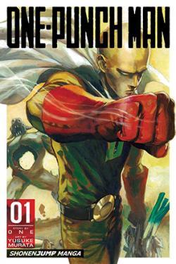 One-Punch Man Vol 1