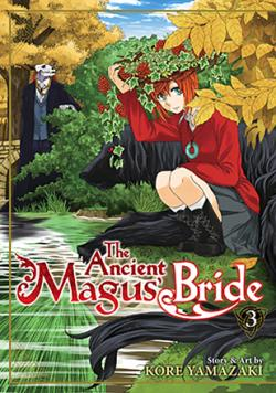 The Ancient Magus' Bride Vol 3