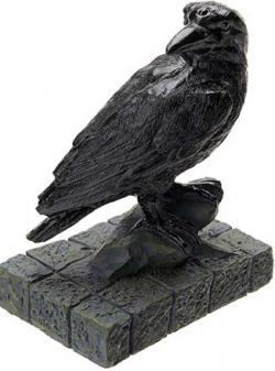 Game of Thrones Three-Eyed Raven & Book Kit
