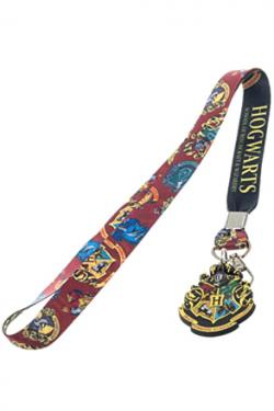 Lanyard: Harry Potter - Hogwarts w/ Charm