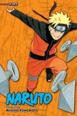 Naruto 3-in-1 Vol 12