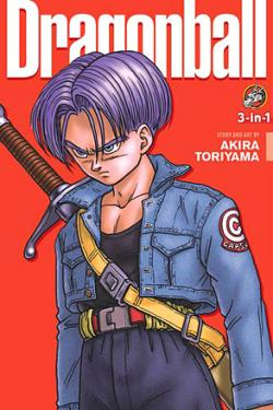 Dragonball 3-in-1 Vol 10