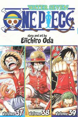 One Piece: Water Seven 37-38-39