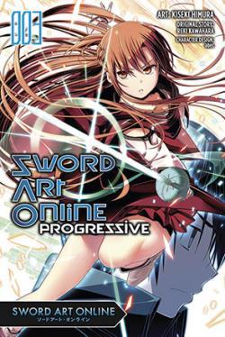 Sword Art Online Progressive Vol 3