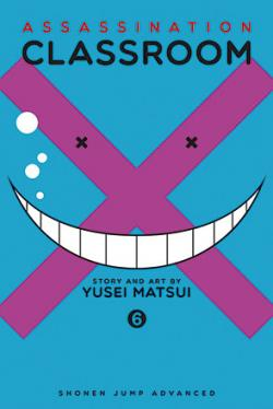 Assassination Classroom Vol 6