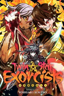 Twin Star Exorcists Onmyoji Vol 2