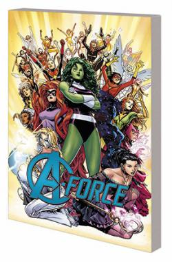 A-Force Vol 0: Warzones