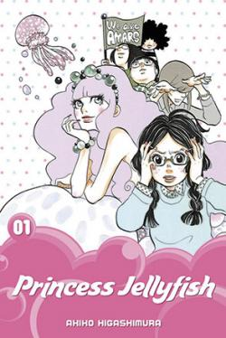 Princess Jellyfish 1
